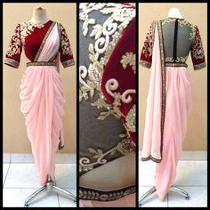 #online #shopping #designer #dhoti #readymade #partywear #exclusive #BeaucaSarees