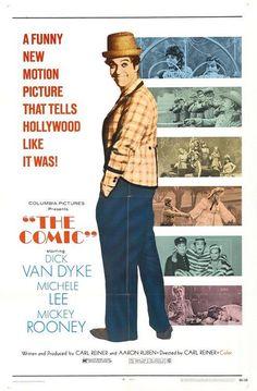 Poster. Dick Van Dyke | The Comic (1969)