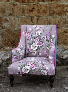 Chair - Victorian Chair by Vintage 57 - upholstery courses & upholsterers