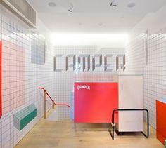 Camper Shop, London