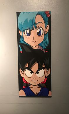 Dragonball canvas
