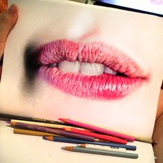 Amazing Colored Pencil Drawings by Morgan Davidson 8 Amazing Colored Pencil Drawings by Morgan Davidson