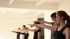 Cours de #Yoga en #entreprise à #Paris avec Lina Franco