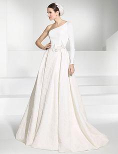5512345fa Vestido de Novia 3 - Franc Sarabia - Vestidos de Novia y Vestidos de Fiesta