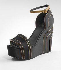 406da8eb961298 Designer Wedges   Wedge Sandals