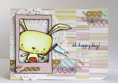 Alice Wertz: Alice's {Little} Wonderland –Poppy - 6/22/13.  (Purple Onion: Poppy).  (Easter: Bunnies. Pin+: Framed...).