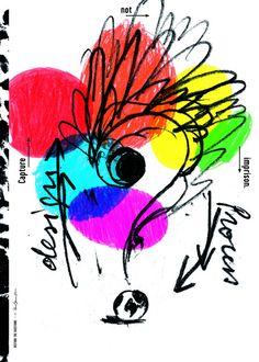Pierre Bernard_FR | Flickr - Photo Sharing! Graphic Prints, Poster Prints, Graphic Posters, Design Posters, Love Design, Layout Design, 2d Design, Illustrations, Graphic Illustration
