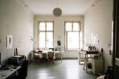 Freunde von Freunden — Sandra Juto and Johan Pergenius — Illustrator & Graphic Designer, Apartment, Friedrichshain, Berlin — http://www.freundevonfreunden.com/interviews/sandra-juto-johan-pergenius/