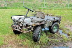 1965 Willys M-274A4 Mule - Jeep Encyclopedia