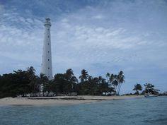 Pulau Lengkuas, Belitung