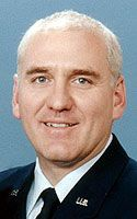 Air Force Master Sgt. Steven E. Auchman  Died November 9, 2004 Serving During Operation Iraqi Freedom  37, of Waterloo, N.Y.; assigned to the 5th Air Support Operations Squadron, Fort Lewis, Wash.; died Nov. 9 of injuries sustained when multiple rocket-propelled grenades struck his location in Mosul, Iraq.