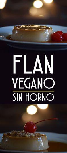 Vegan Flan, Lactose Free, Gluten Free, Diet Recipes, Vegan Recipes, Recipe Please, Agar, Sin Gluten, Allrecipes