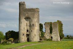 Ballyadams Castle, County Laois, Ireland