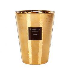 ELECTRUM Khephren Gold Scented Candle 24 cm