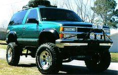 1995 chevy tahoe 4x4 lift kit