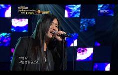 Park Wan-gyu - Eternity, 박완규 - 영원, I Am a Singer2 20121125