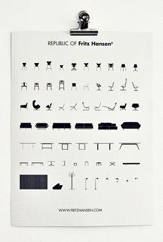 REPUBLIC OF Fritz Hansen // c