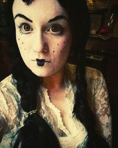 Easy dollmakeup #halloweencostume #dollmakeup #easydollmakeup #makeup