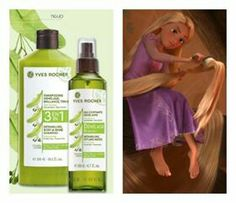 No tangles, no stress ... with Yves Rocher :)