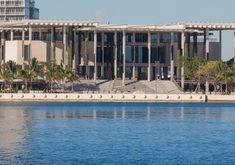 PAMM : Pérez Art Museum Miami, designed by Pritzker Prize-winning architects Herzog & de Meuron