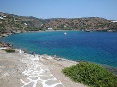 Apokofto Beach, Sifnos