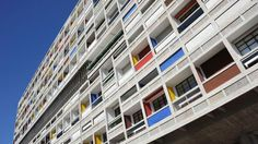 Le Corbusier, Multi Story Building