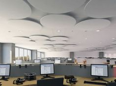 On Diseño - Productos: Optima Canopy de Armstrong Architectural Products