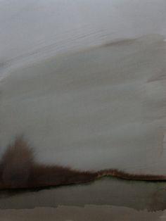 """Koen Lybaert; Watercolor, 2013, Painting """"Maputo"""""""