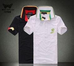 shirts men's lapels sport t shirt black,white,beige color big mesh cotton