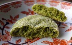 Biscotti al tè verde Matcha - La ricetta dei biscotti al tè verde matcha è…