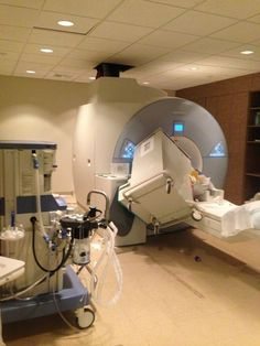 Did you just so happen to forget the MRI is a huge magnet?