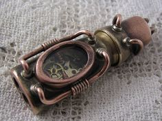 Steampunk flashdrive!!!!