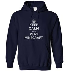 View images & photos of KEEP CALM AND PLAY MINECRAFT t-shirts & hoodies