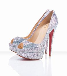 Christian Louboutin Lady Peep 150mm