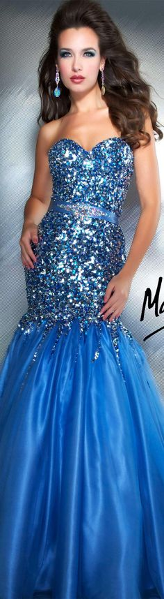Mac Duggal Couture - | Keep The Sparkle ♡ ✤LadyLuxury✤