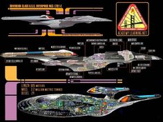 Enterprise-Schematic I want this in a poster