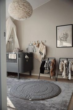 Hem & Inredning emmamelins is part of Baby room diy - Baby Bedroom, Baby Boy Rooms, Baby Room Decor, Nursery Room, Kids Bedroom, Girl Nursery, Room Baby, Nursery Ideas, Wall Decor