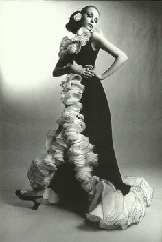 Yves Saint Laurent, 1968 -