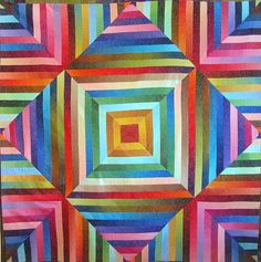 Quilts + Color: Words I Live By