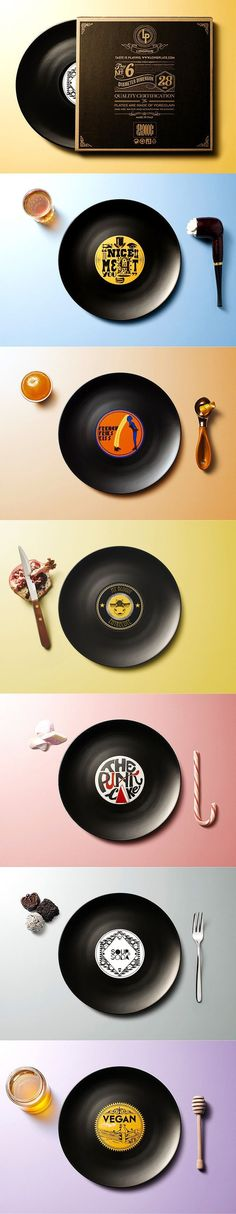 Stylish and one of a kind, the first vinyl-inspired porcelain plate will make serving meals to the next level. Check it out ==>   Longplate: The First Vinyl-Inspired Porcelain Plate   http://gwyl.io/vinyl-inspired-porcelain-plate/