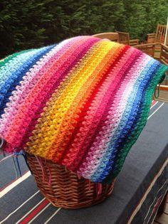 Oya Mearns, Crochet Knitting