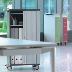 C3 Mobiler Stauraum Haworth  Schreibtisch  Büromöbel