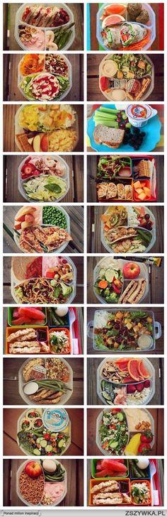Zdrowy lunch, do wyboru do koloru :)