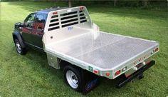 aluminum flatbed truck bodies
