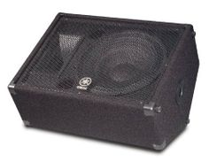 """Yamaha BR15M 15-inch 2 Way Monitor Loudpseaker System by Yamaha. $299.99. The BR15M is part of Yamaha's most cost-conscious line of loudspeakers. The BR15M is a floor monitor shaped cabinet with steel corner protectors, a steel grille, oversized steel handle, and a built-in pole socket for easy pole mounting, allowing use as a main speaker as well. Great for rehearsals. It uses a specially designed 15"""" Eminence® woofer that provides a smooth response and high power handli..."""