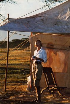 Classic from years gone by...Building safari medical kits is a specialty of www.wildernessmedical.com