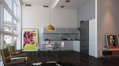 3ds Max - HDRI Interior Lighting Setup with V-Ray Tutorial, http://www.foxrenderfarm.com
