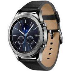 Samsung Gear S3 classic Smartwatch schwarz Samsungsamsung