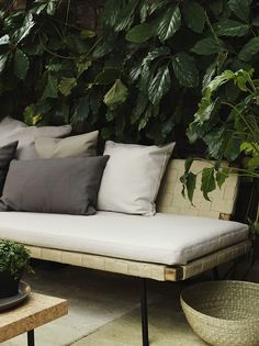 Outdoor Daybed Ikea Find This Pin And More On Trend Ikea Ilse Crawford Sinnerlig 2015 Anders Style Ikea Outdoor Daybed Hack. Ikea outdoor daybed hack day bed at beds hemnes adelaide. Outdoor Daybed, Outdoor Rooms, Outdoor Living, Outdoor Furniture, Outdoor Decor, Ikea Garden Furniture, Indoor Outdoor, Teen Furniture, Outdoor Pillow