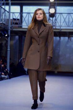 Paris Girl, Azzedine Alaia, Fall Winter, Blazer, Formal, Jackets, Women, Style, Inspiration